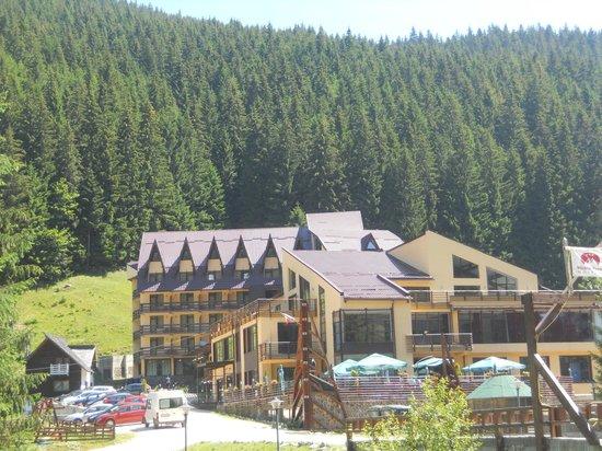 Mistral Resort : The resort