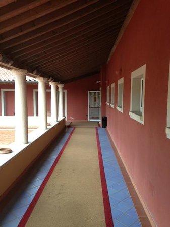 Villa Matarazzo : chiostro 1