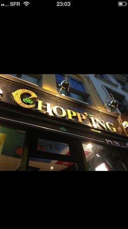 Chopp'ing