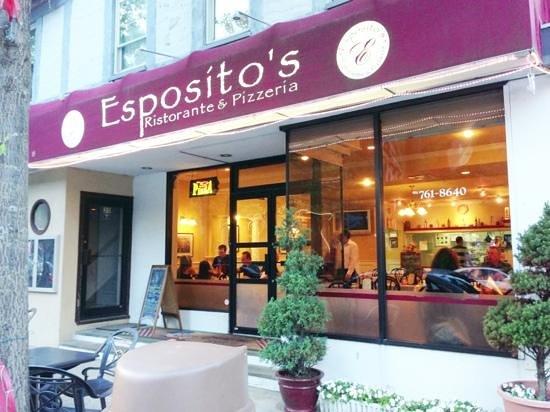 Esposito Restaurant White Plains Ny
