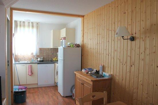 Le Hameau du Puy : cuisine