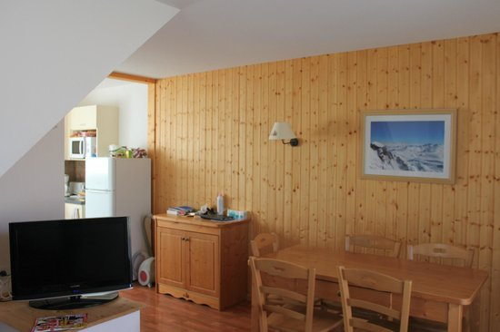 Le Hameau du Puy : vu du canapé