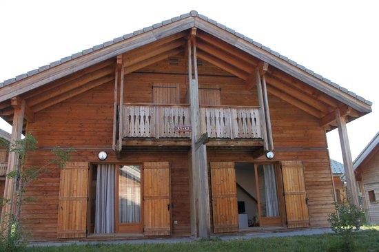 Le Hameau du Puy : vu dehors