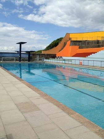 Portishead open air pool 2018 all you need to know - Open air swimming pool portishead ...
