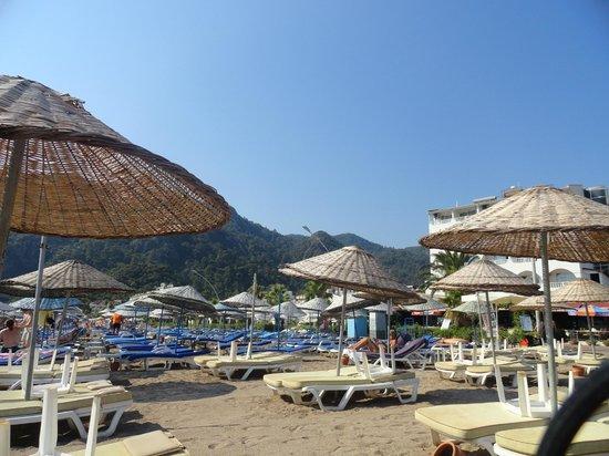 Ida Hotel: icmeler beach