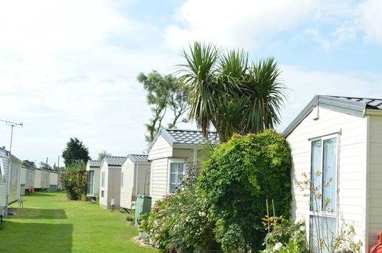 Winchelsea Sands Holiday Park - Park Holidays UK: Winchelsea Holiday Park
