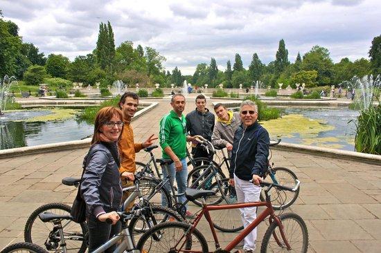 Londra Culturale: Itinerario in Bici