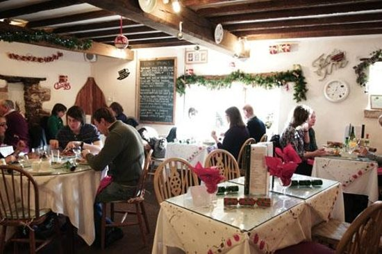 Old Dairy Tearoom: Christmas lunches at the tearoom from 2012