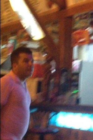 Mirage Hotel Restaurant & Bar: Erol :)