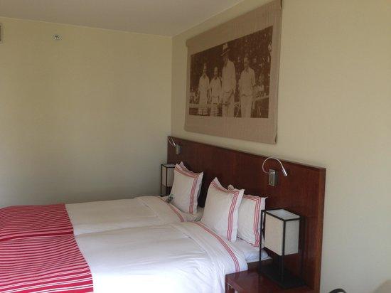 Hotel Skansen: Rum 819