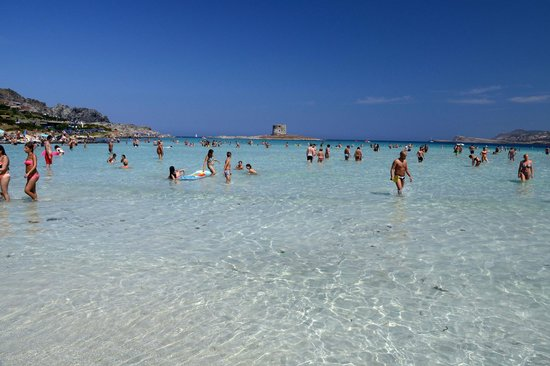 Carlos V Hotel La Pelosa Beach Stintino Sardinia