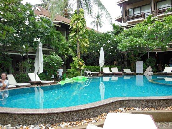 Grand Thai House Resort: centre de l'hotel