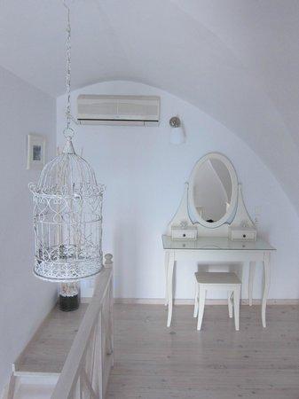 Archontiko Santorini : Chambre