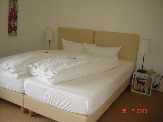 Hotel Tirolerhof: Bed