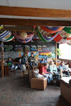 Hostel Kokopelli : The Rooftop Bar