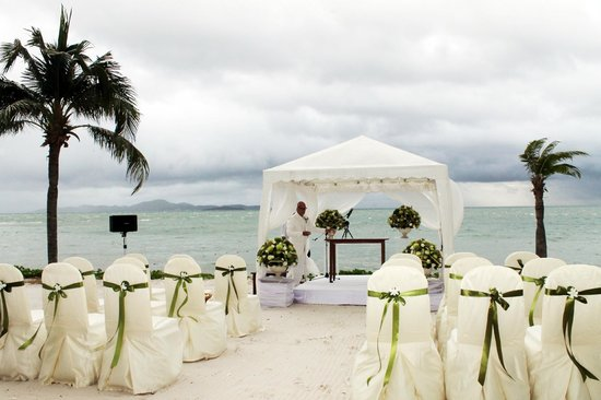 InterContinental Pattaya Resort: Ceremony