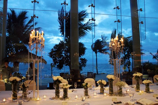 InterContinental Pattaya Resort: Dining table