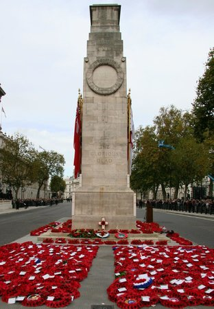 Cenotaph: Moving