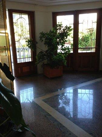 Grand Hotel Parco Del Sole: lobby
