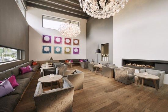 Dolomitengolf Suites: Lobby
