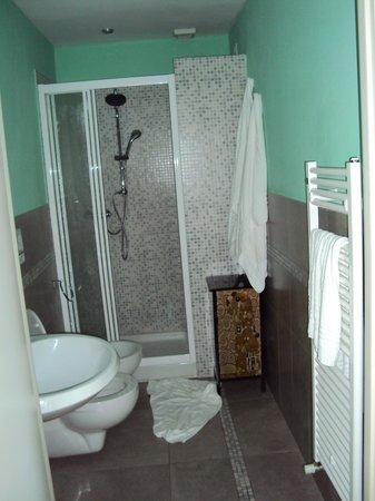 Ridolfi Guest House : Modern bathroom