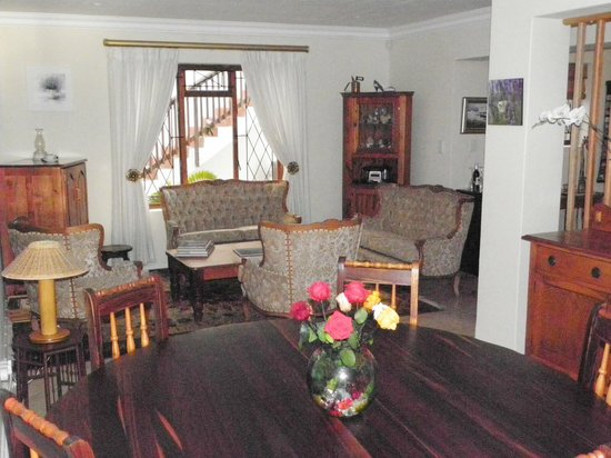 Lavender Hill Guest House : Lounge