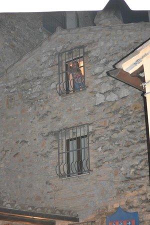 Il Feudo: Toilet op 2e verdieping