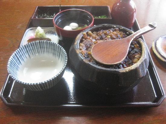Atsuta Horaiken Honten : ひつまぶし、大変に美味しかったです