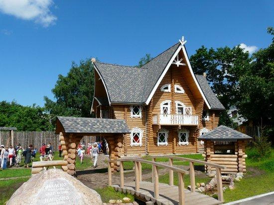 Snowmaiden's Palace