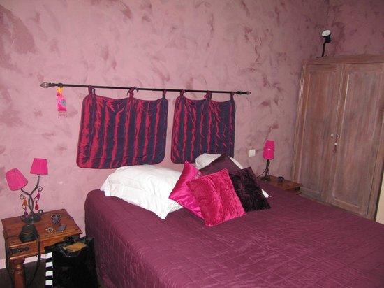 Chambre Indienne Photo De La Marette Pornic Tripadvisor