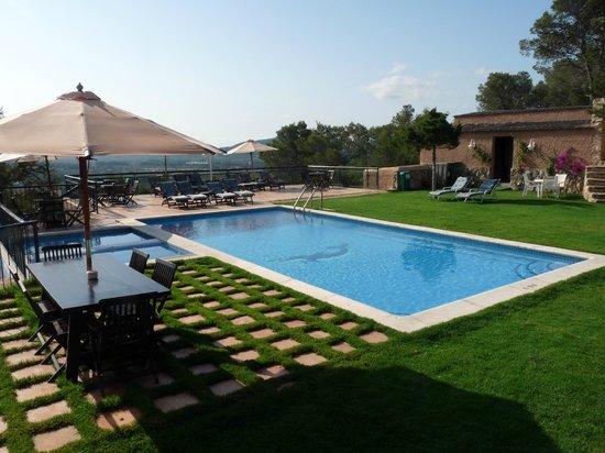Casa Naya: Piscine