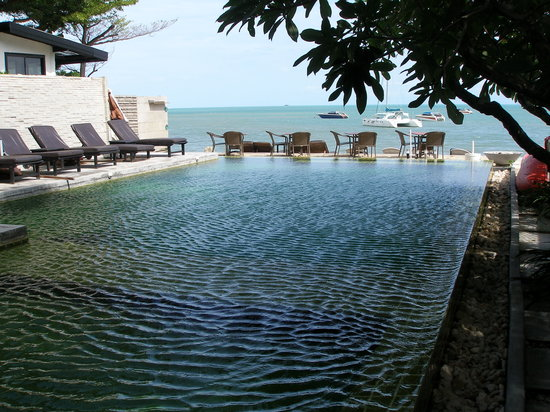 Punnpreeda Beach Resort: Pool
