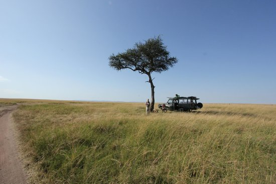 Rekero Camp, Asilia Africa: Safari Breakfast