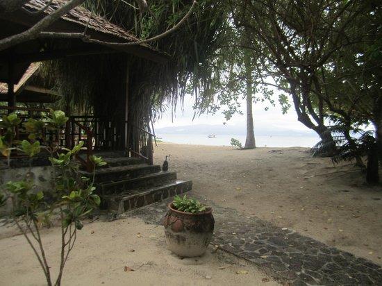 Gangga Island Resort & Spa: Bungalows