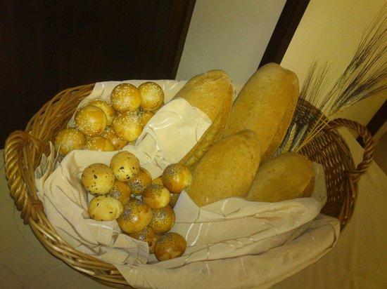 L'Osteria del Divingustare: pane