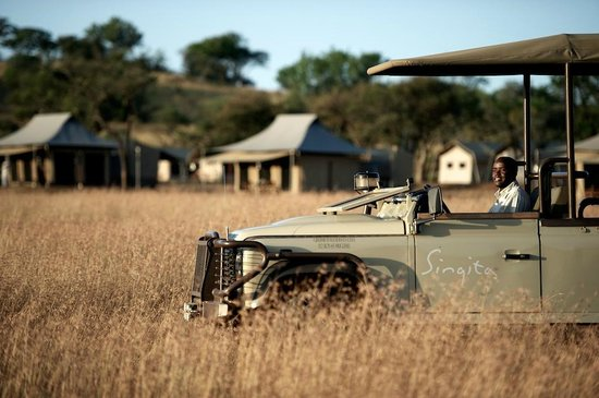 Singita Explore Mobile Tented Camp