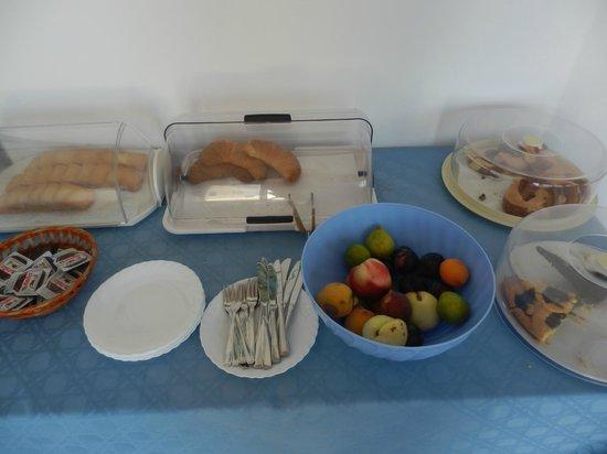 Carretto Vacanze: Buffet colazione