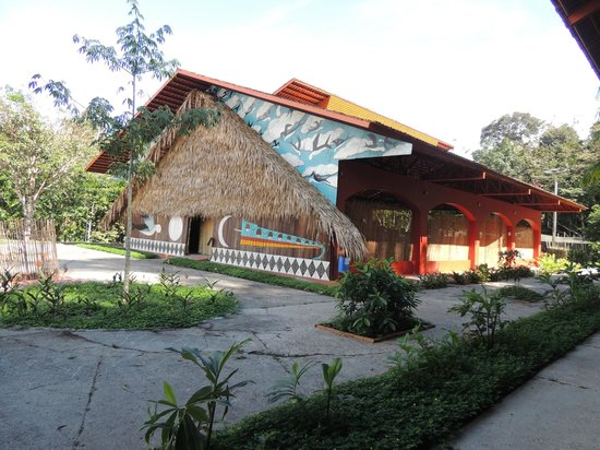 Manaus Botanical Garden - MUSA : Espaço de exposição
