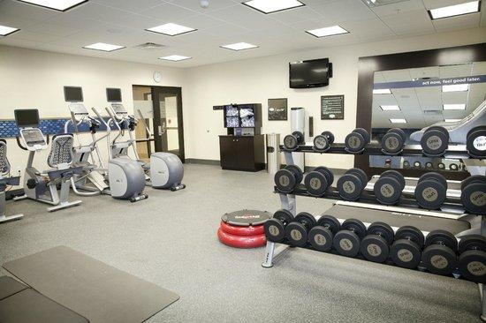 Hampton Inn Suites Wheeling - The Highlands: Onsite Fitness Center