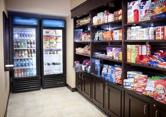 Hampton Inn Suites Wheeling - The Highlands: Onsite Snack Shop