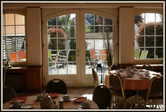 Sonderfeld Hotel: Frühstücksraum