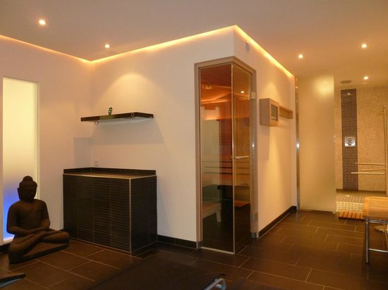Sonderfeld Hotel: Sauna