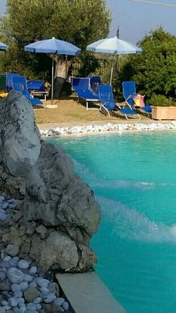 Hotel Relais du Silence Pian Delle Starze : piscina