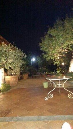 Hotel Relais du Silence Pian Delle Starze: giardino