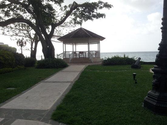 Sandals Regency La Toc: view