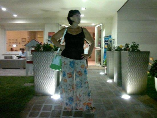 El Prado: entrata dell'hotel