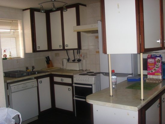 Kitchen Picture Of San Remo Apartments Blackpool Tripadvisor