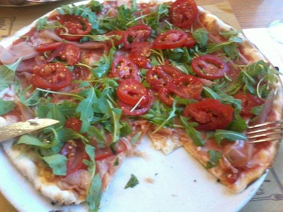 La Pizza di Egizio : Pizza Estate