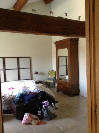 Ventenac-Cabardes, Frankrike: Notre chambre