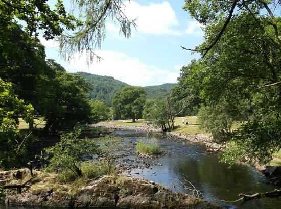 Bryn Afon Guest House: Views in local area
